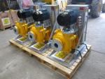 Yellow Pumps UK Pump Sets - With ABB Electric Motor.