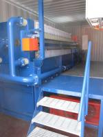 Filter Press - Wet Waste Processing Equipment